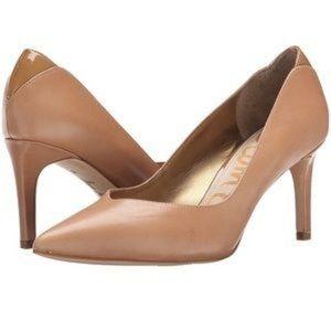Sam Edelman like new nude orella heels size 5.5!